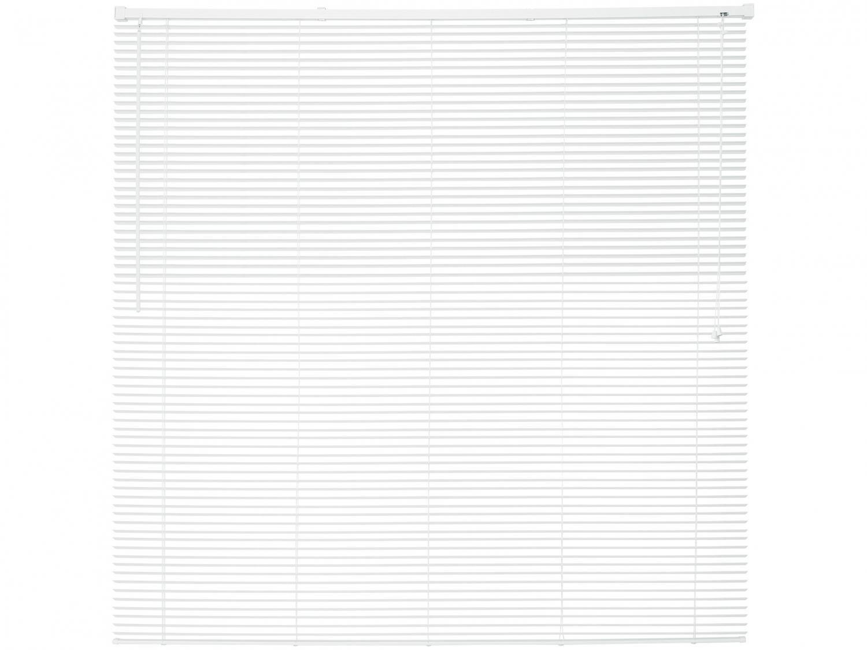 Persiana Quadrada Evolux em PVC 160 x 160 cm - Branca - 1