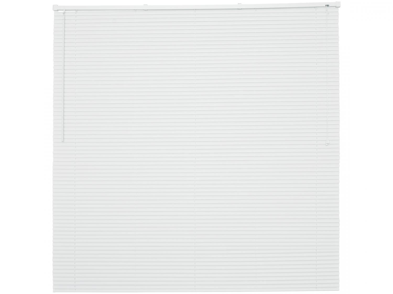 Persiana Quadrada Evolux em PVC 160 x 160 cm - Branca - 5