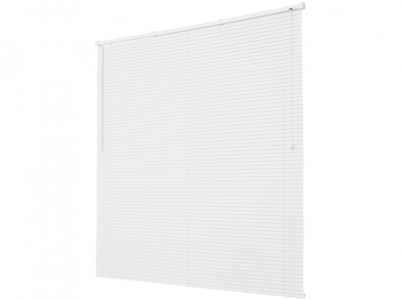 Persiana Quadrada Evolux em PVC 160 x 160 cm - Branca - 7