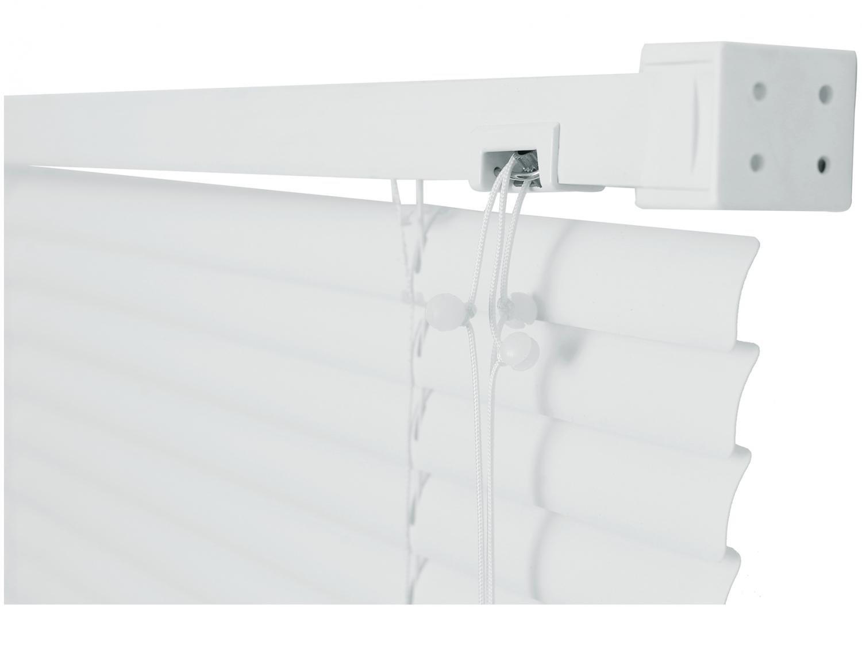 Persiana Quadrada Evolux em PVC 160 x 160 cm - Branca - 8
