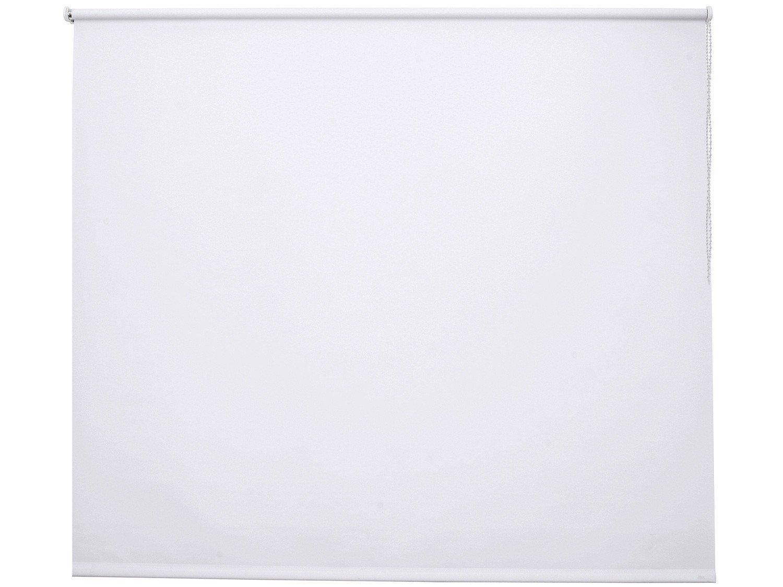 Persiana Conthey Toucher Rolô Translucida 120x140cm - Branca - 1