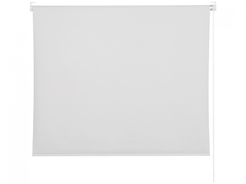 Persiana Evolux Rolo Blackout 160x140 cm - Branco - 1