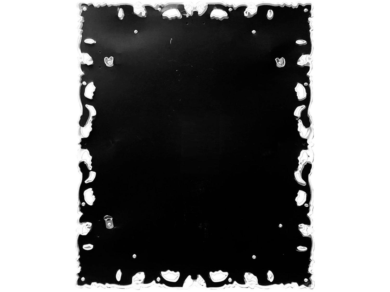 Espelho Soleil Velho com 3 peças - 25x25 cm - 8