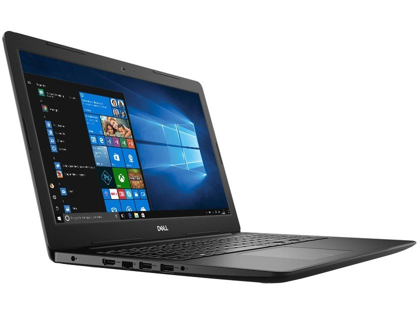 Foto 6 - Notebook Dell Inspiron 15 3000 i15-3583-A30P - Intel Core i7 + Pacote Microsoft Office 365