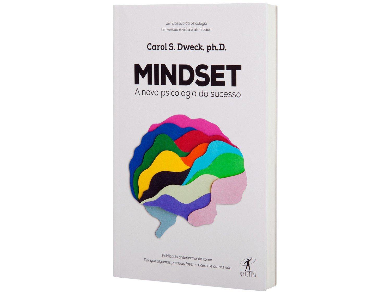 Kit Livros Midset A Nova Psicologia do Sucesso O Poder do Hábito