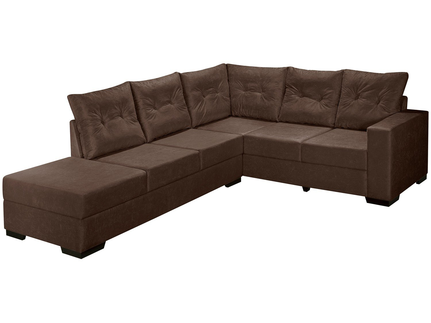 Sofa De Canto Retratil E Reclinavel Magazine Luiza | www ...