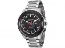 eb803e3f54e Relógio Masculino Seculus Analógico - Long Life 20458GPSVCA1
