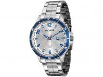 3d09d4fd543 Relógio Masculino Mondaine Analógico - Resistente à Água Long Life  20528G0SVNA2