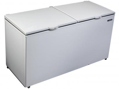 Freezer Industrial Horizontal Metalfrio 2 Portas - 546L DA550