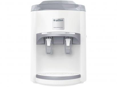 Purificador de Água Latina Refrigerado Compresssor - Natural e Gelada PA355