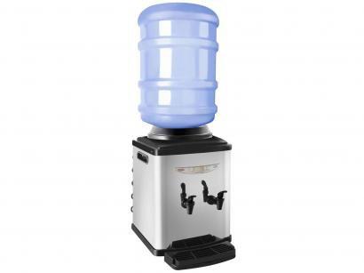 Bebedouro de Água Libell de Mesa - Refrigerado por Compressor Mini