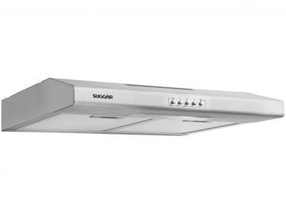 Depurador de Ar Inox Suggar 60cm Slim - DI61IX 3 Velocidades