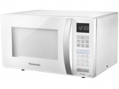 Micro-ondas Panasonic Piccolo ST35HW - NN-ST35HWRUN 25L