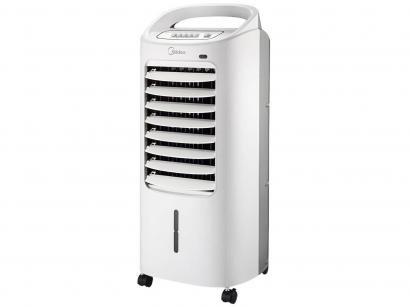 Climatizador de Ar Midea Frio - Umidificador / Ventilador 3 Velocidades Practia
