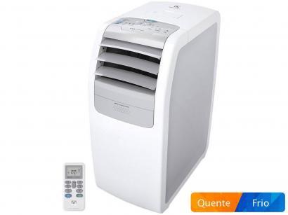 Ar-Condicionado Portátil Electrolux 10.000 BTUs - Quente/Frio PO10R com...