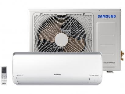 Ar-condicionado Split Samsung Inverter 12.000 BTUs - Quente/Frio Filtro Full HD...