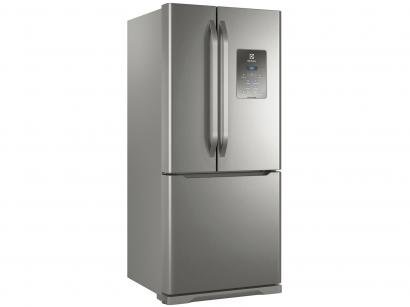Geladeira/Refrigerador Electrolux Frost Free Inox - French Door 579L Multidoor...