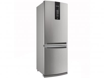 Geladeira/Refrigerador Brastemp Frost Free Evox - Duplex Inverse 460L Painel...