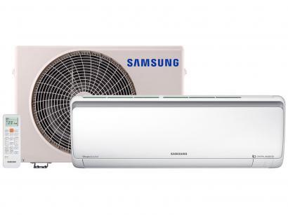 Ar-condicionado Split Samsung Inverter 9.000BTUs - Frio Filtro Full HD...