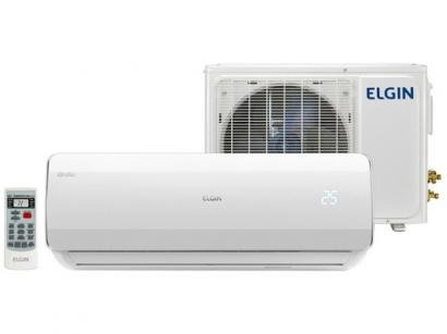 Ar Condicionado Split Elgin 12.000 BTUs Frio - Filtro Ion Air High Wall Eco...