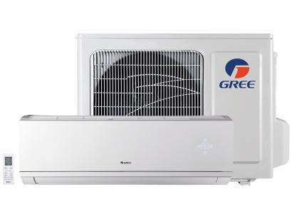 Ar-Condicionado Split Gree 18.000 BTUs - Quente/Frio Hi-wall Eco Garden...