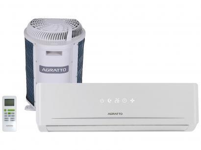 Ar-condicionado Split Agratto 12.000 BTUs - Quente/Frio ECO ECS12QFR4-02 4389
