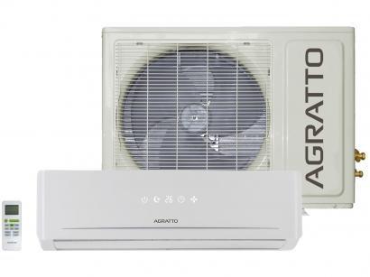 Ar-condicionado Split Agratto 18.000 BTUs - Quente/Frio ECO TOP ECS18QF-R4-02...