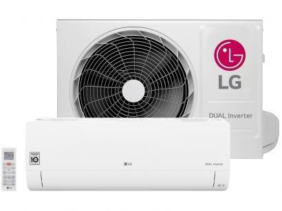 Ar-condicionado Split LG 12.000 BTUs Quente/Frio - Dual Inverter Voice S4-W12JA31A