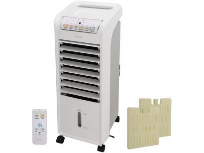 Climatizador de Ar Midea Frio Umidificador - 3 Velocidades AKAF1