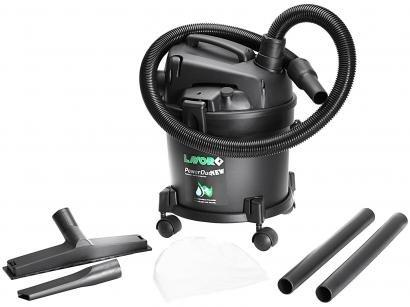 Aspirador de Pó e Água Portátil Lavor 1250W - Power Duo New B82010198