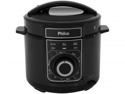 Panela de Pressão Elétrica Philco 56401068 - 900W 5L