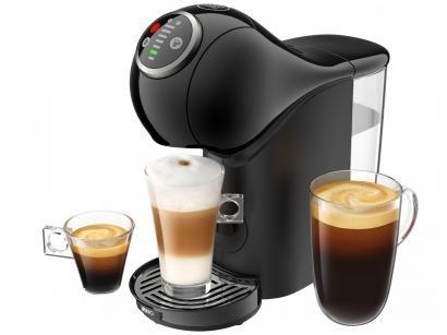 Cafeteira Expresso Arno Nescafé Dolce Gusto - Genio S Plus de Cápsula 15 Bar Preto