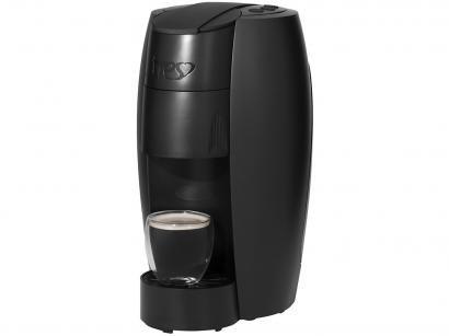 Cafeteira Espresso TRES Lov Preto Fosco 3 Corações