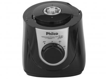 Multiprocessador Philco All In One + PR Citrus - 2 Velocidades Pulsar 800W