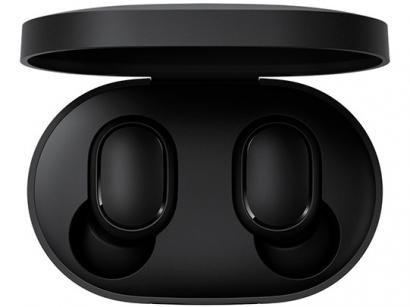 Fone de Ouvido Bluetooth Xiaomi - Mi True Wirelles Earbuds Basic 2 Preto