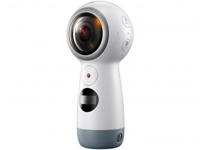Câmera Samsung Gear 360 (2017) 15MP - Bluetooth
