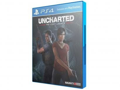 Uncharted The Lost Legacy para PS4 - Naughty Dog