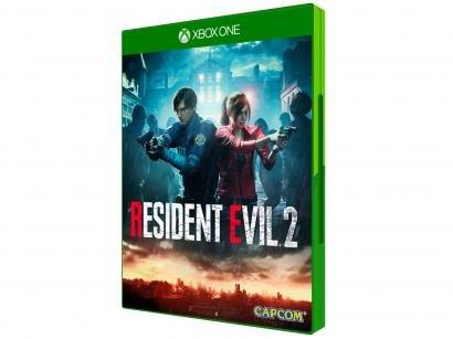 Resident Evil 2 para Xbox One - Capcom