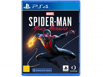 Marvels Spider-Man Miles Morales para PS4 - Insomniac Studios Lançamento