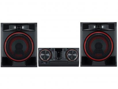 Mini System LG Bluetooth 950W CD Player FM - Karaokê USB XBOMM CL65