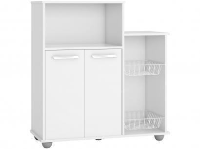 Armário de Cozinha Multiuso Poliman Sollys - 2 Portas 40,8x39cm