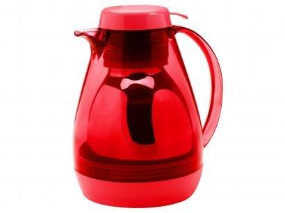 Bule Térmico 700ml Vermelho - Coza 61063/3052