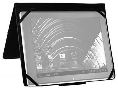 """Capa para Tablet de 9,7"""" Preto BO184 - Multilaser"""