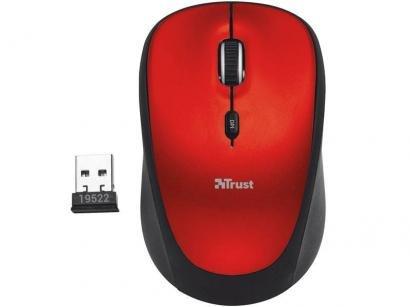 Mouse Óptico Sem Fio Yvi - Trust