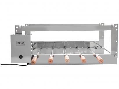 Churrasqueira Elétrica Arke 14 - com 5 Espetos