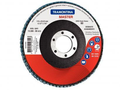 "Disco de Corte Ideal para Aço 4.1/2"" Tramontina - 42616002"