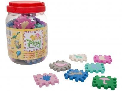 Quebra-cabeça 48 Peças Mix Play - Mingone