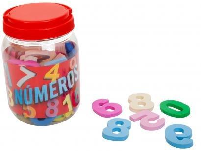 Jogo Pote de Números - Mingone
