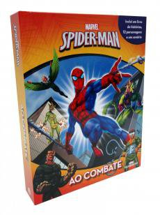Ao Combate - Marvel Spider-man