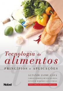 Tecnologia de Alimentos - Princípios e Aplicações - Nobel
